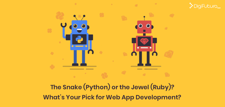 Python or Ruby for Web App Develoment?