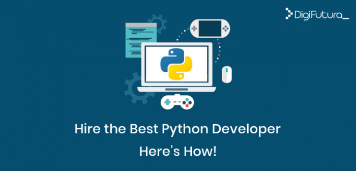 Hire the Best Python Developer – Here's How!